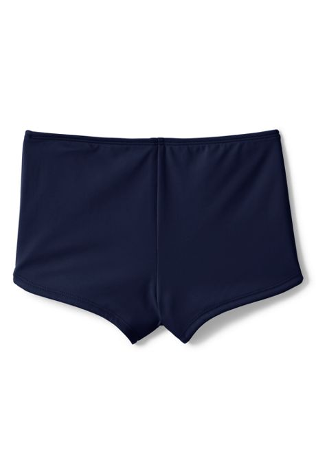 Girls Plus Boy Short Swim Bottoms