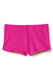 Little Girls Boy Short Swim Bottoms