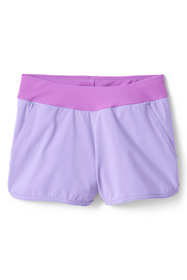 Girls Plus Comfort Waist Stretch Short