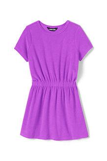 Frottee-Kleid für Mädchen
