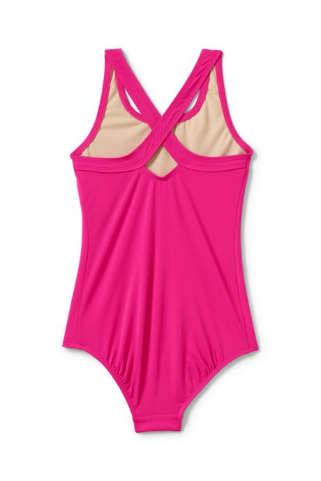 Girls Plus Racerback One Piece
