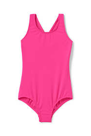 Girls Racerback One Piece Swimsuit