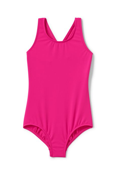 Little Girls Racerback One Piece