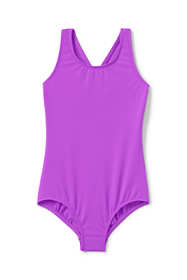Girls Slim Essential One Piece Swimsuit
