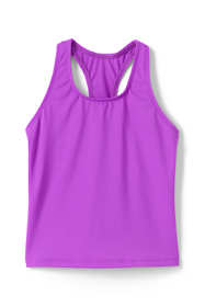 Girls Plus Essential Solid Tankini Top