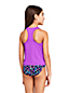 Girls' Essential Racer-back Tankini Top