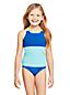 Tankinitop Colorblock MIX & MATCH für kleine Mädchen