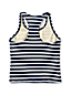 Little Girls' Stripe Racer-back Tankini Top