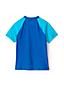 T-Shirt Protection Solaire à Motifs, Toute Petite Fille