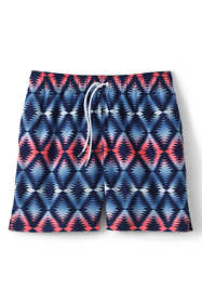 "Men's 6"" Print Volley Swim Trunks"