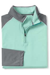 Men's Performance Golf Polo Quarter Zip, Unknown