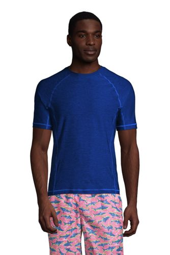 Men's Short Sleeve Rash Vest