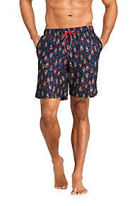 73e0339a60 Men's Swim Trunks | Board Shorts | For Big & Tall| Lands' End