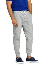 Lands' End Men's Serious Sweats Jogger Pants