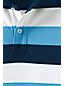 Gestreiftes Komfort-Piqué-Polo mit Stretch für Herren, Classic Fit
