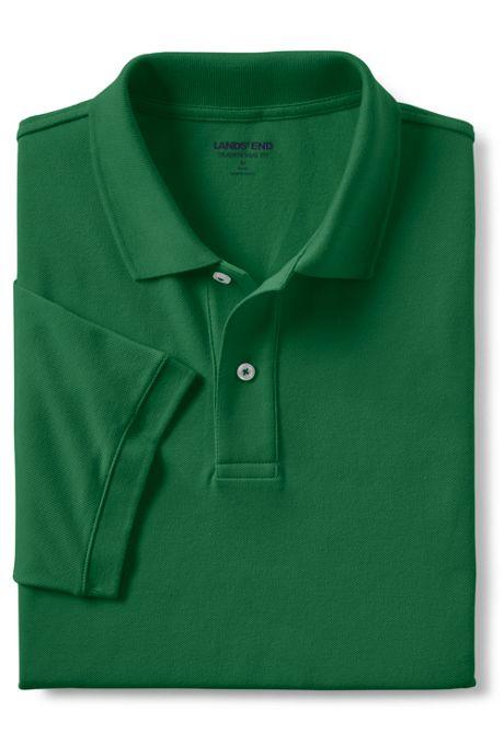 Men's Tall Short Sleeve Comfort-First Mesh Polo Shirt