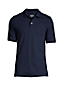Men's Stretch Piqué Polo Shirt, Traditional Fit