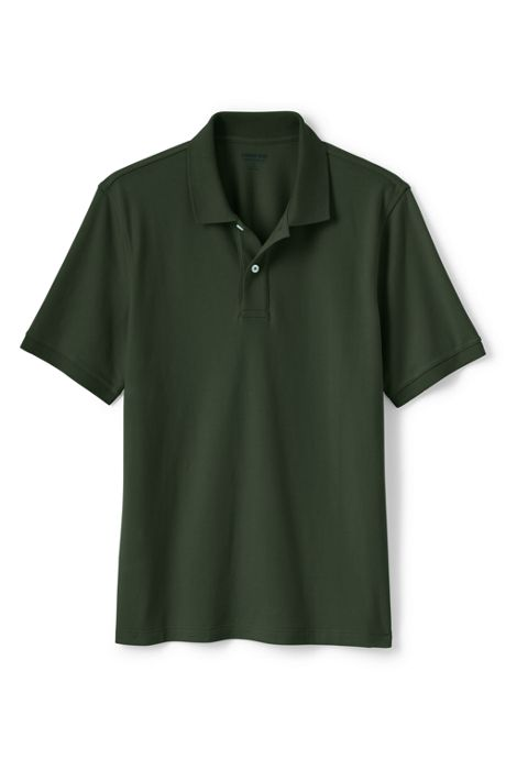 Men's Tall Short Sleeve Comfort-First Mesh Polo Shirt