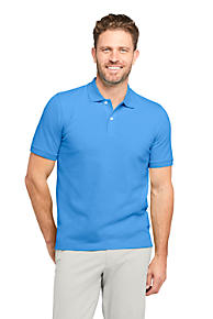 30e2aa69 Men's Tall Short Sleeve Comfort-First Mesh Polo Shirt
