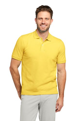 e9282721872 Men s Stretch Piqué Polo Shirt