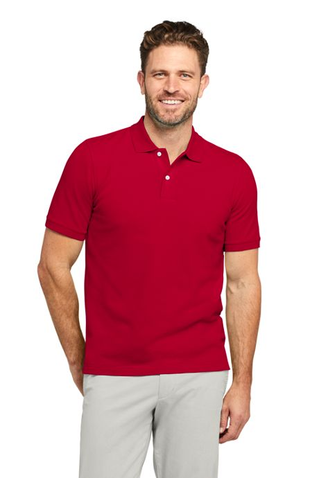 Men's Short Sleeve Comfort-First Mesh Polo Shirt