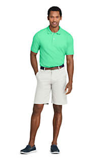 Men's Short Sleeve Comfort-First Mesh Polo Shirt, Unknown