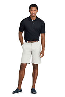 Men's Tall Short Sleeve Comfort-First Mesh Polo Shirt, alternative image