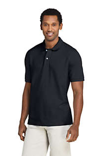 Men's Tall Short Sleeve Comfort-First Mesh Polo Shirt, Front