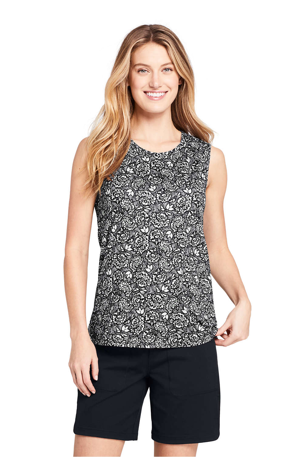 8df1802c038fac Women s Active Tank Top from Lands  End