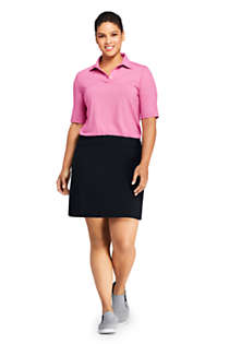 Women's Plus Size Active Knit Skort, alternative image