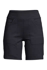 Women's Petite Active Pocket Shorts