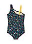 Girls' Tie Shoulder Swimsuit