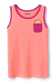 Girls Tank Top, Front