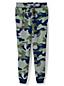 Pantalon de Jogging Iron Knees Motif Camouflage, Garçon