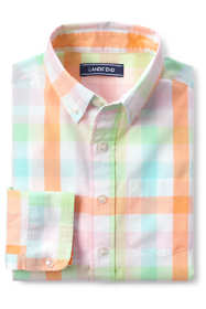 Little Boys Poplin Shirt