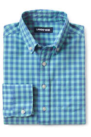 Toddler Boys Poplin Shirt