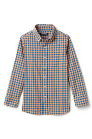 Little Boys Button Down Poplin Shirt