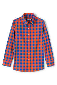 Toddler Boys Button Down Poplin Shirt