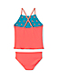 Girls' Reversible Tankini Set