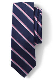 Men's Silk Double Bar Stripe Tie