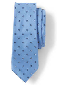 Men's Silk Texture Burst Neat Tie