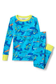 Toddler Boys Snug Fit Pajama Set