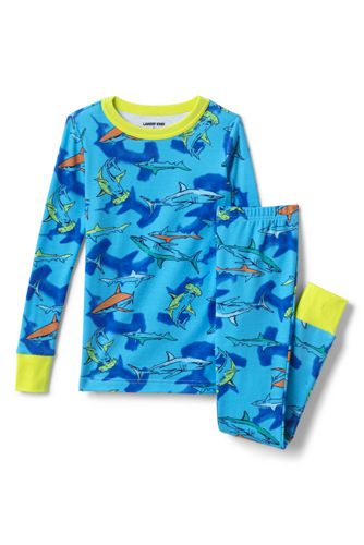 Ensemble Pyjama à Motifs, Garçon