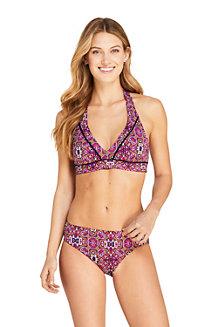Haut de Bikini Beach Living Décolleté Contrasté, Femme