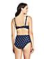 Haut de Bikini Bonnet E Twisté Imprimé, Femme Stature Standard
