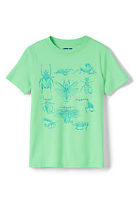 5719327f5 Boys Graphic Tops & Tees | Lands' End