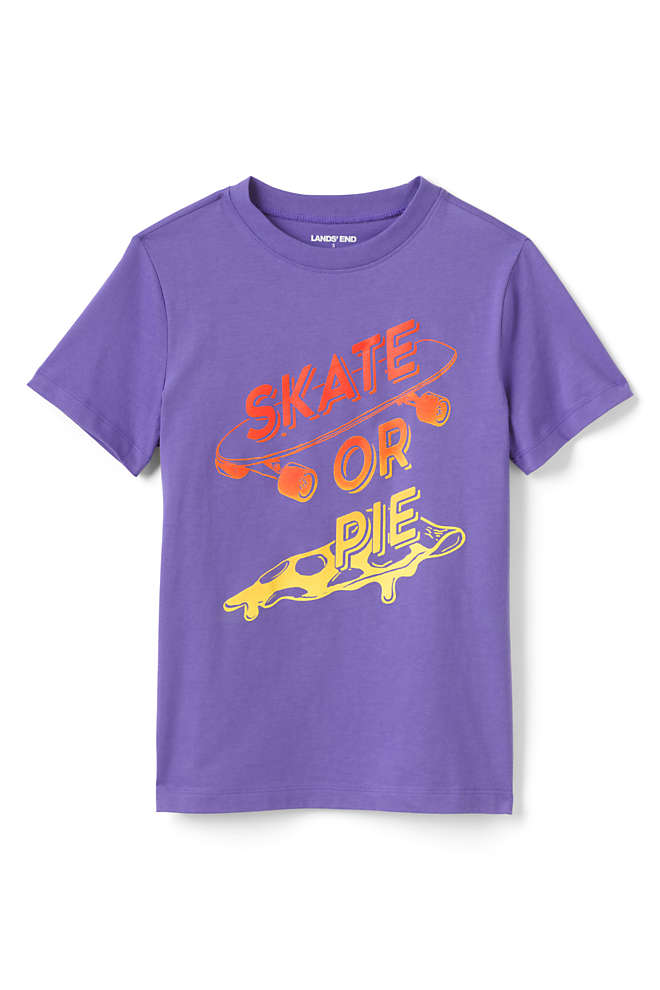 Boys Graphic T Shirt, Front