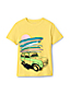 T-Shirt Graphique qui Change au Soleil, Garçon