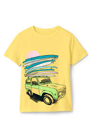 Little Boys Color Change Graphic T Shirt