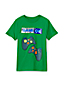 T-Shirt Graphique à Paillettes, Garçon